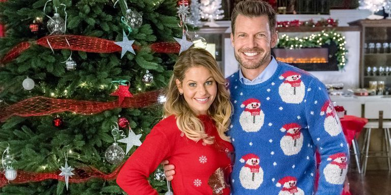 Miss Christmas Cast.Hallmark Channel S Christmas In July Is Back Hallmark