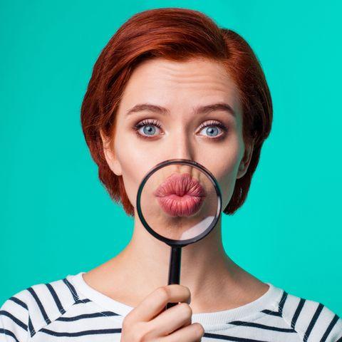 common causes of swollen lips