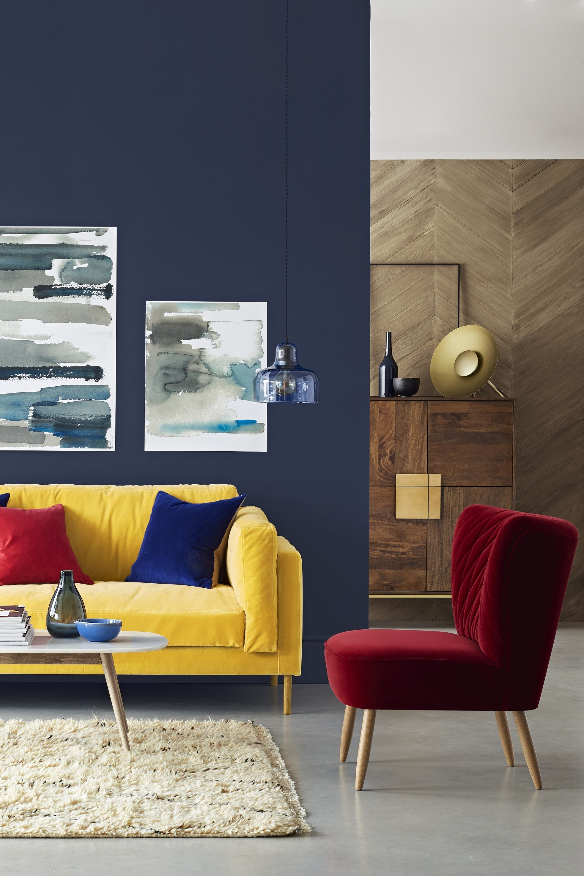 Yellow Furniture Is Trending Right Now