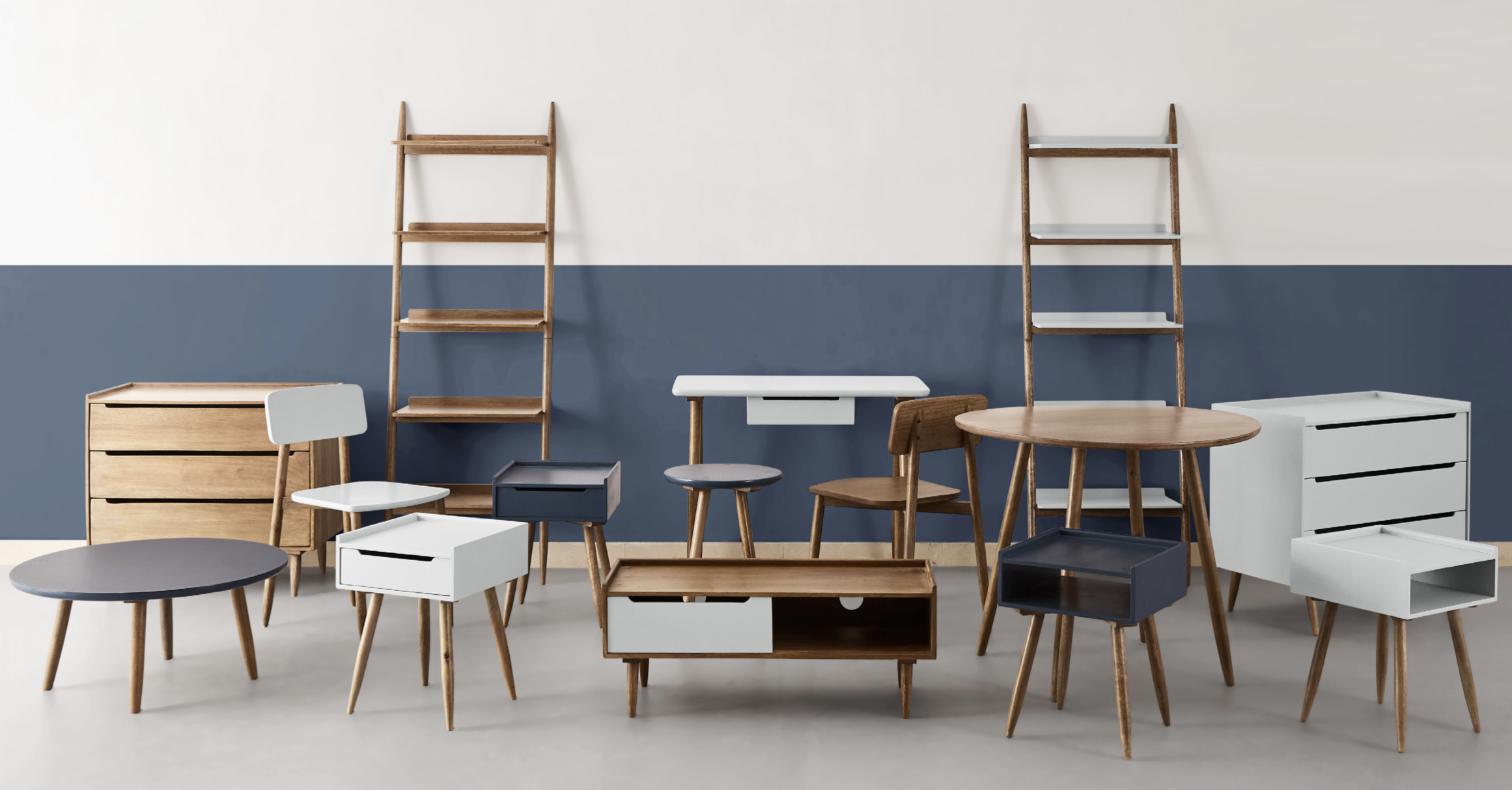 Swoon launches Nomadic furniture collection for renters