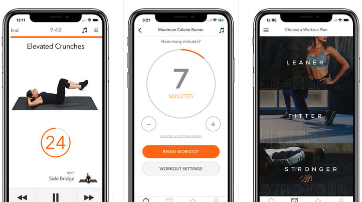 20 Best Fitness Apps For iOS and Android 2019 - Best Workout