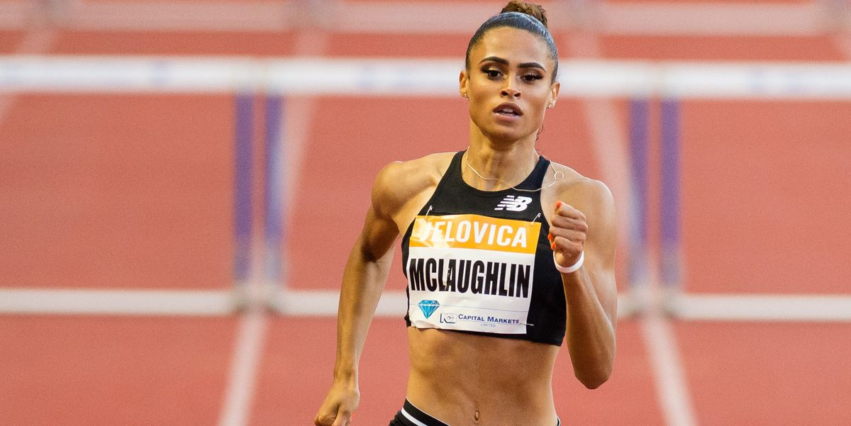 Sydney McLaughlin's Total-Body Workout Builds Both Strength and Mobility