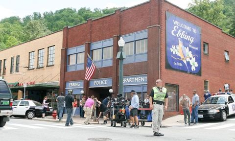 three billboards filming locations sylva north carolina