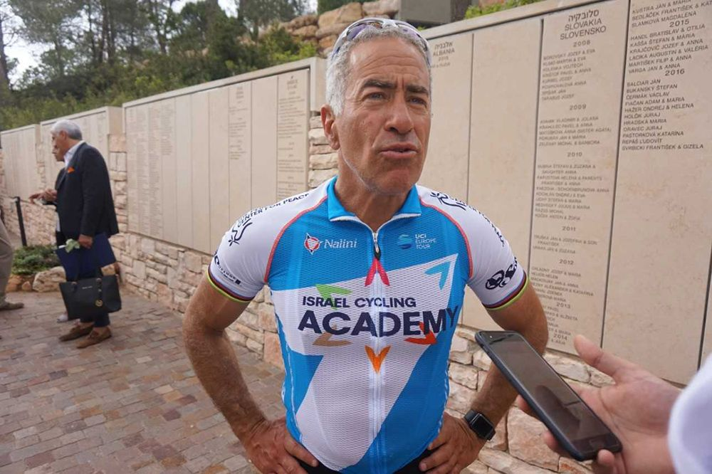 d49693af3 How Sylvan Adams Brought the Giro d Italia to Israel