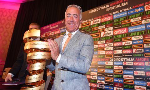 Giro d'Italia, Israël, Sylvan Adams