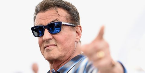 rendez vous with sylvester stallone  rambo v last blood   the 72nd annual cannes film festival