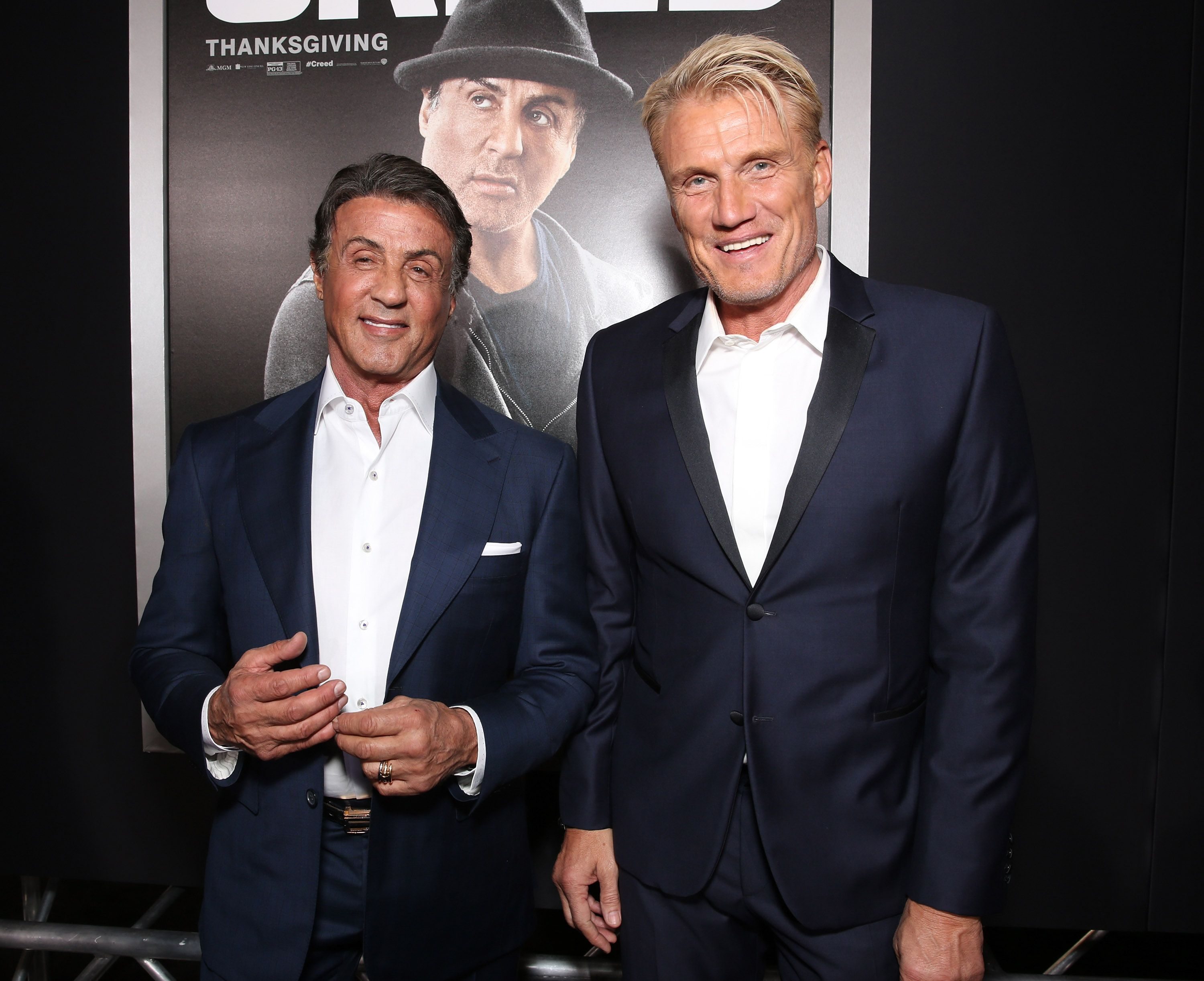 Here's Why Sylvester Stallone Hated Dolph Lundgren When They First Met