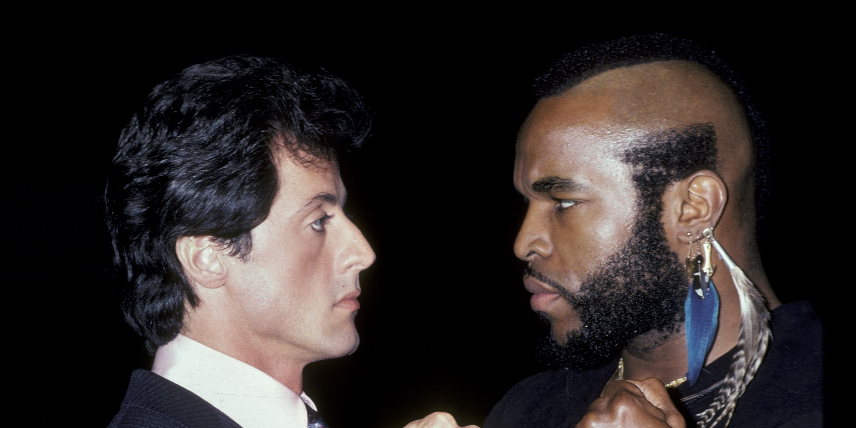 Press Conference for 'Rocky III'