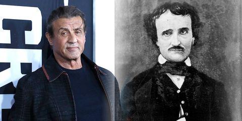Sylvester Stallone prepara el biopic de Edgar Allan Poe