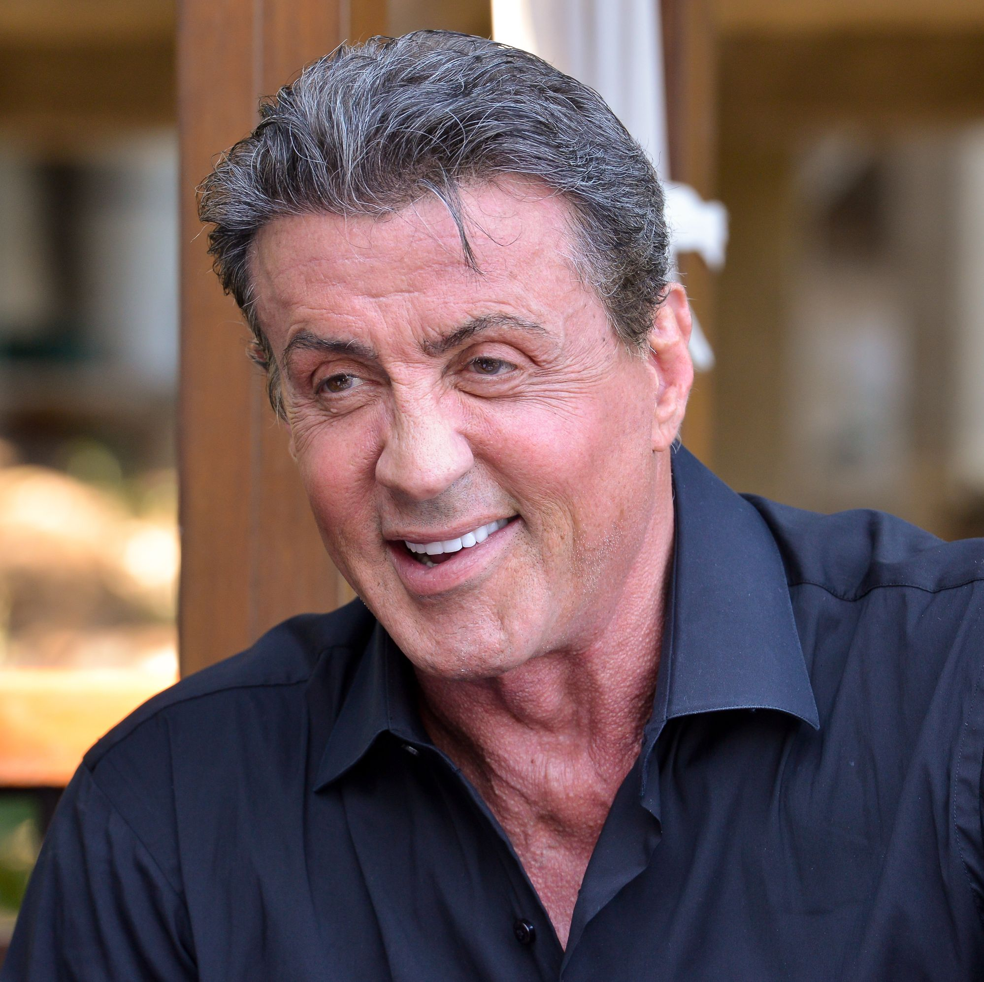 Sylvester Stallone Has a Few Words of Advice for UFC Champion Conor McGregor