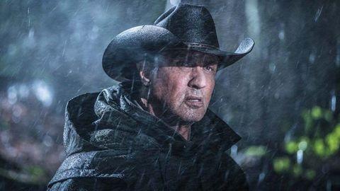 Sylvester Stallone in Rambo V: Last Blood