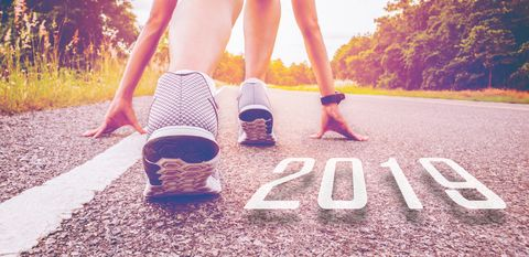 Kick Start Your 2019 With One of These New Year's Races