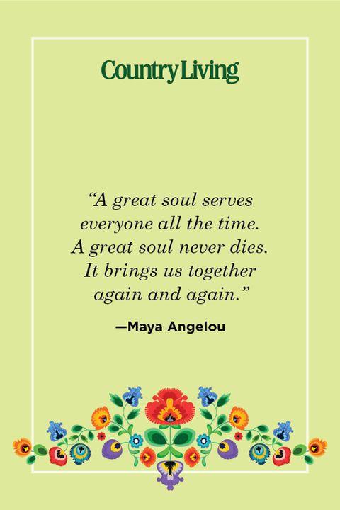 sympathy by Maya Angelou