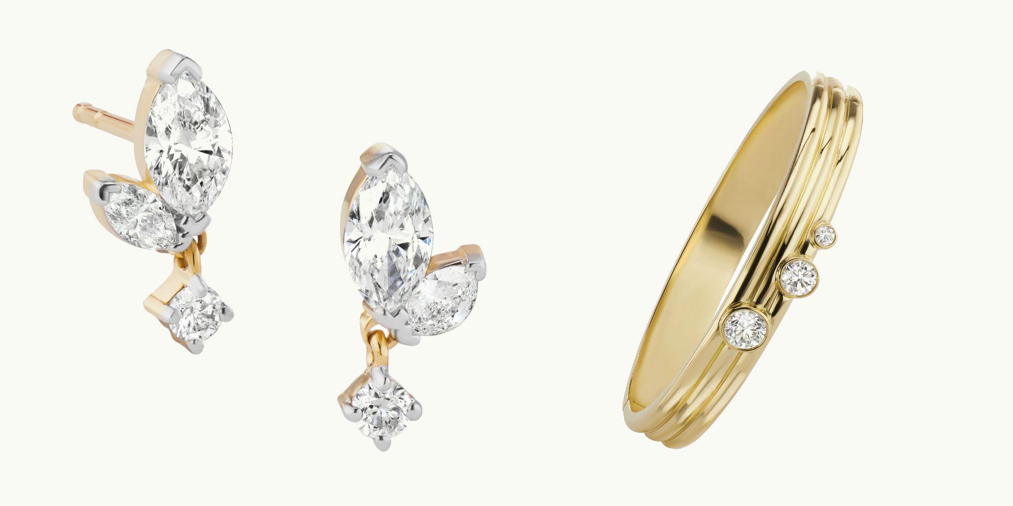 6 Perfect Pieces of Treat-Yourself Diamond Jewelry