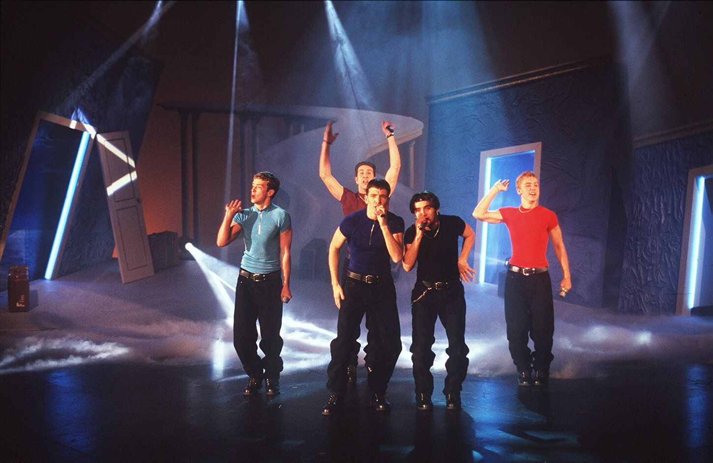 1995: Getting in sync with NSYNC
