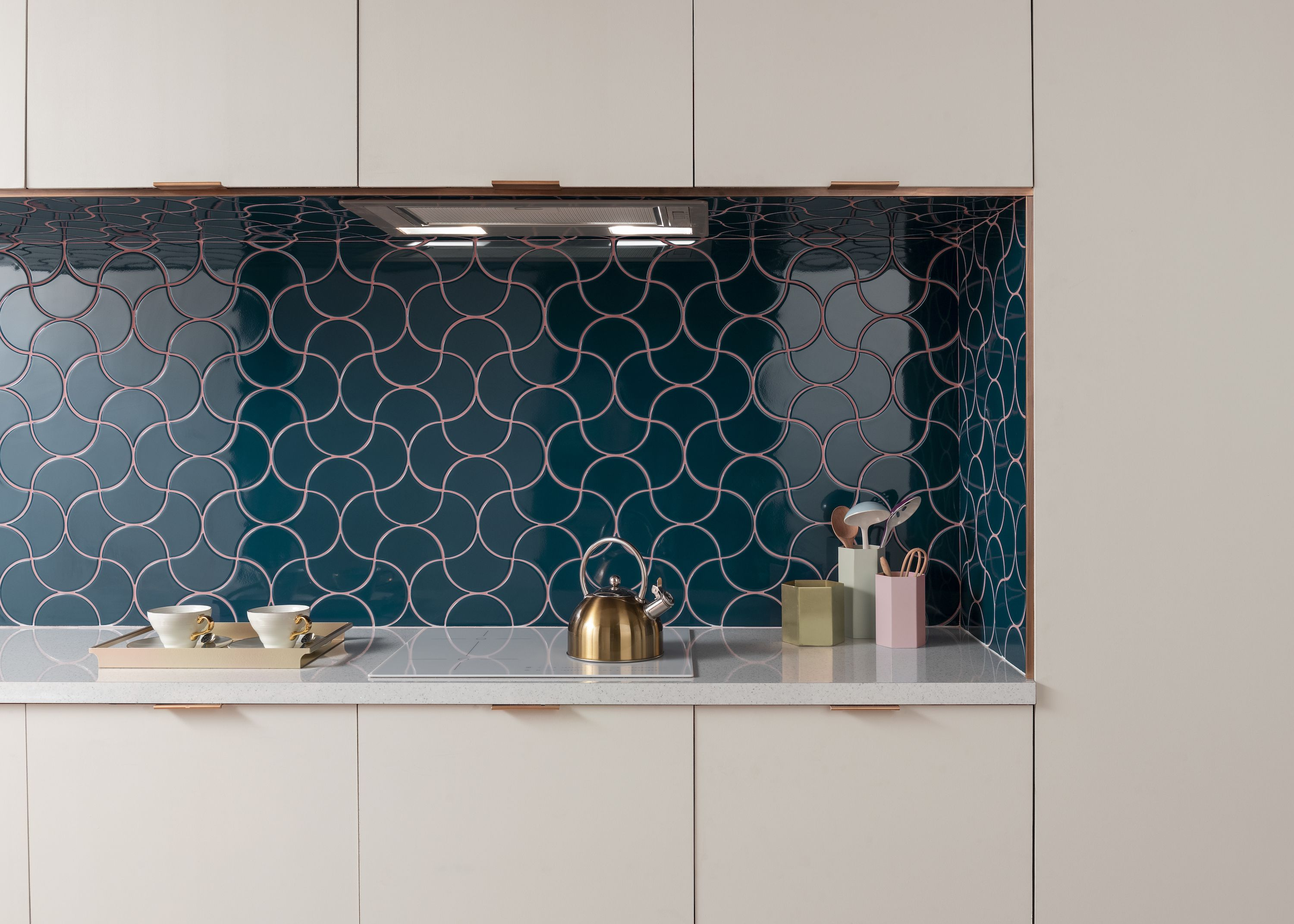 Topps Tiles Reveals Syren Midnight Blue As Tile Of The Year 2020