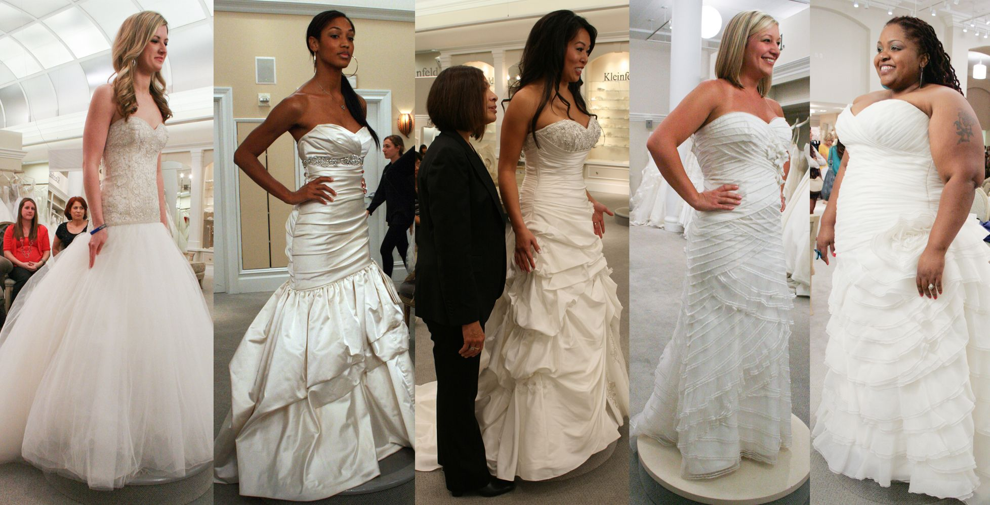 "5 ""Say Yes to the Dress"" Brides on Life After the Show"
