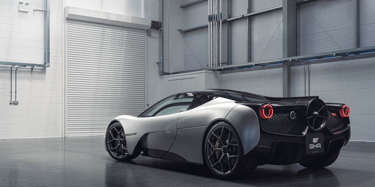 More and Final Details on Gordon Murray's Amazing T.50