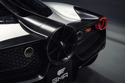 you have to see these details on gordon murray's t50 supercar