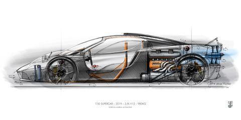 Land vehicle, Vehicle, Automotive design, Car, Supercar, Luxury vehicle, Sports car, Vehicle door, Sketch, Drawing,