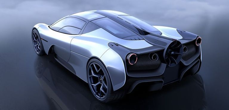 Gordon Murray's T.50 Supercar Has a 12,100 RPM Redline and Insane Specs