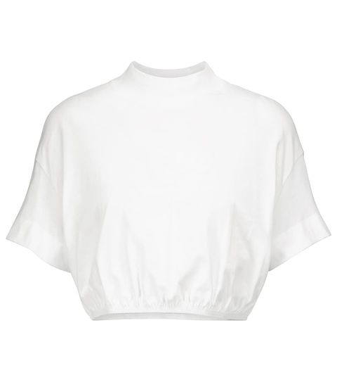 tshirt bianca moda primavera estate 2021