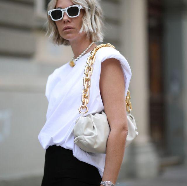 t shirt bianca moda estate 2020