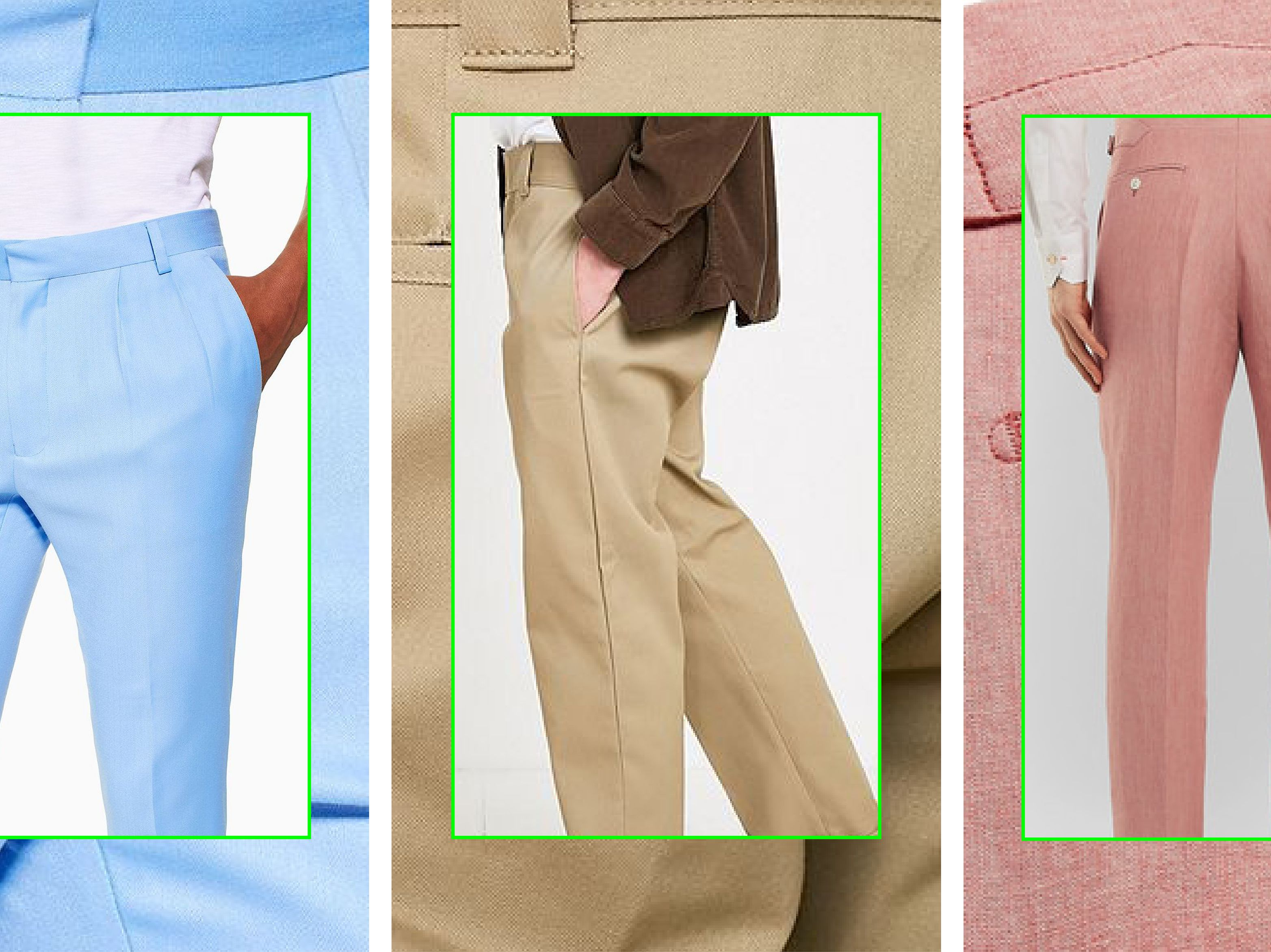 Where To Find The Perfect Trousers For Summer 2019