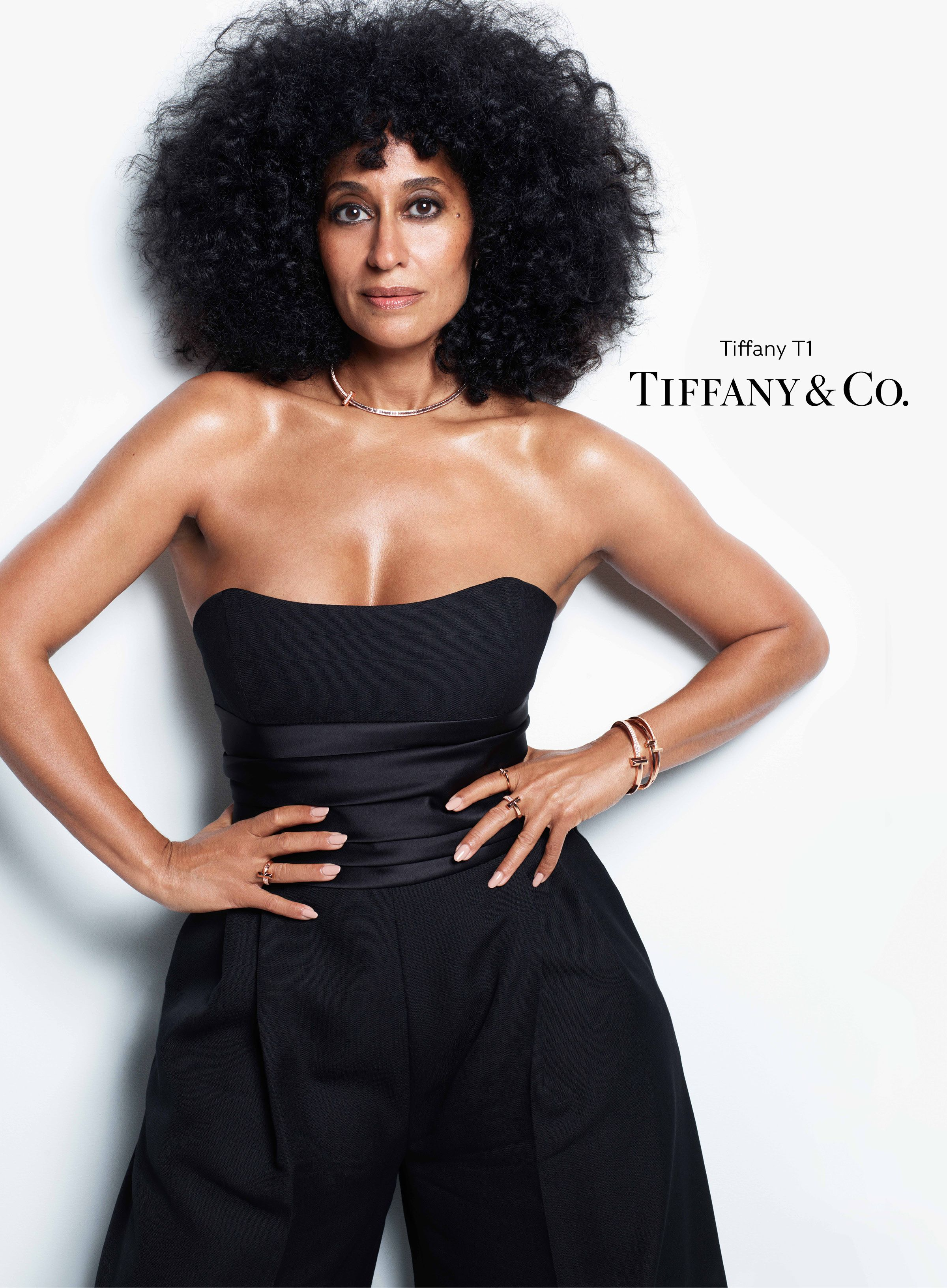 Tracee Ellis Ross is the New Face of Tiffany & Co.