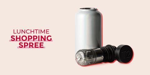 Product, Cylinder, Font, Vacuum flask,