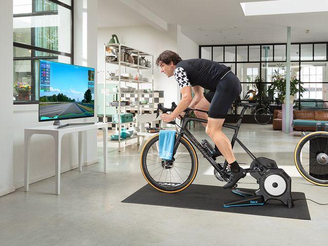 tacx, flux 2, indoortrainer, smarttrainer, smart trainer, fietstrainer