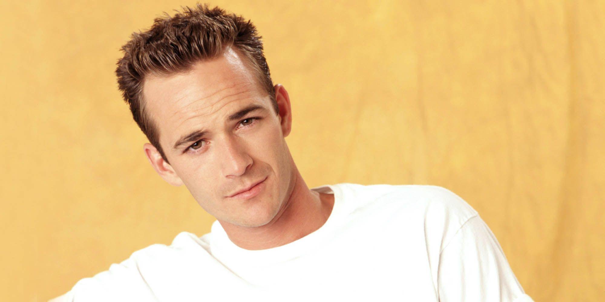 BEVERLY HILLS 90210, Luke Perry, (Season 6, 1995), 1990-2000. © Aaron Spelling Prod.  / Courtesy: Ev