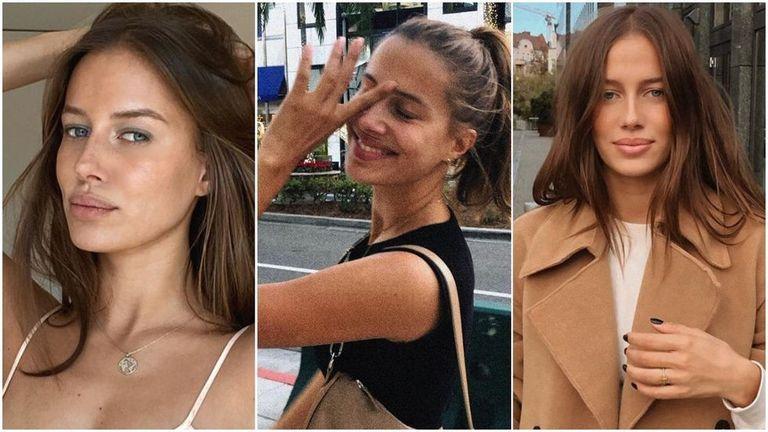 Who Is Brad Pitt S Ex Girlfriend Nicole Poturalski
