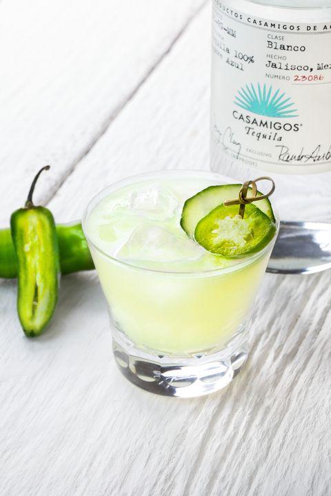 Food, Cocktail garnish, Drink, Limonana, Gimlet, Lemon-lime, Limeade, Non-alcoholic beverage, Alcoholic beverage, Rickey,