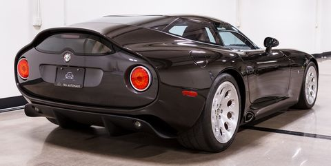 Alfa Romeo Zagato >> Zagato Alfa Romeo Tz3 Viper Supercar For Sale At Dupont Registry