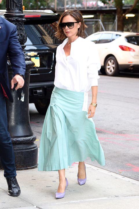 維多利亞貝克漢,穿搭,私服,女星,Victoria Beckham