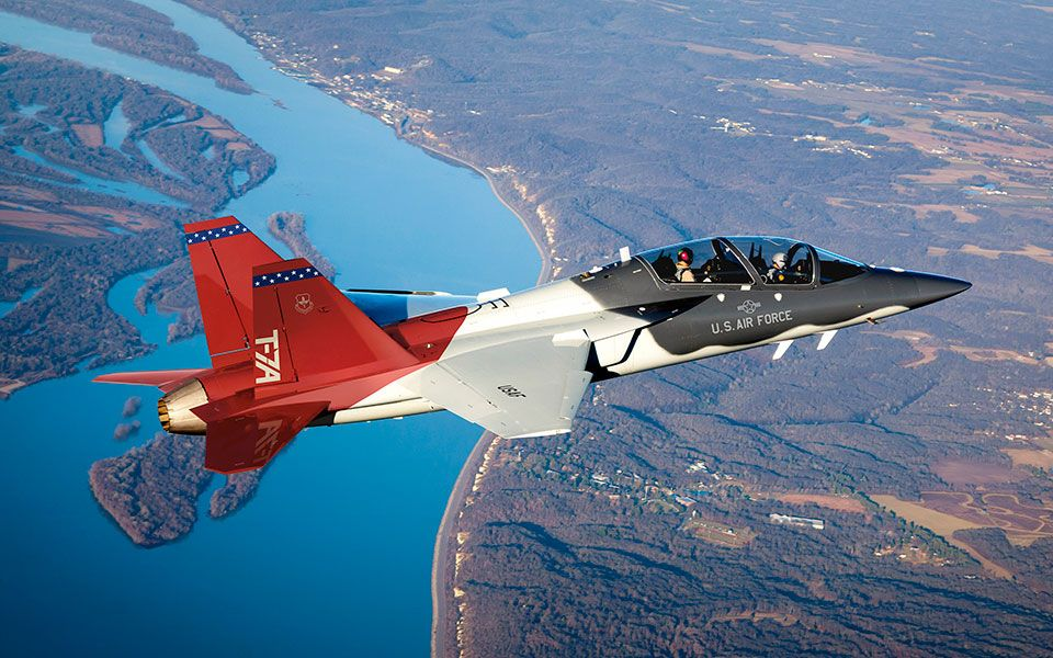 The Air Force Names Its New Jet After the Tuskegee Airmen
