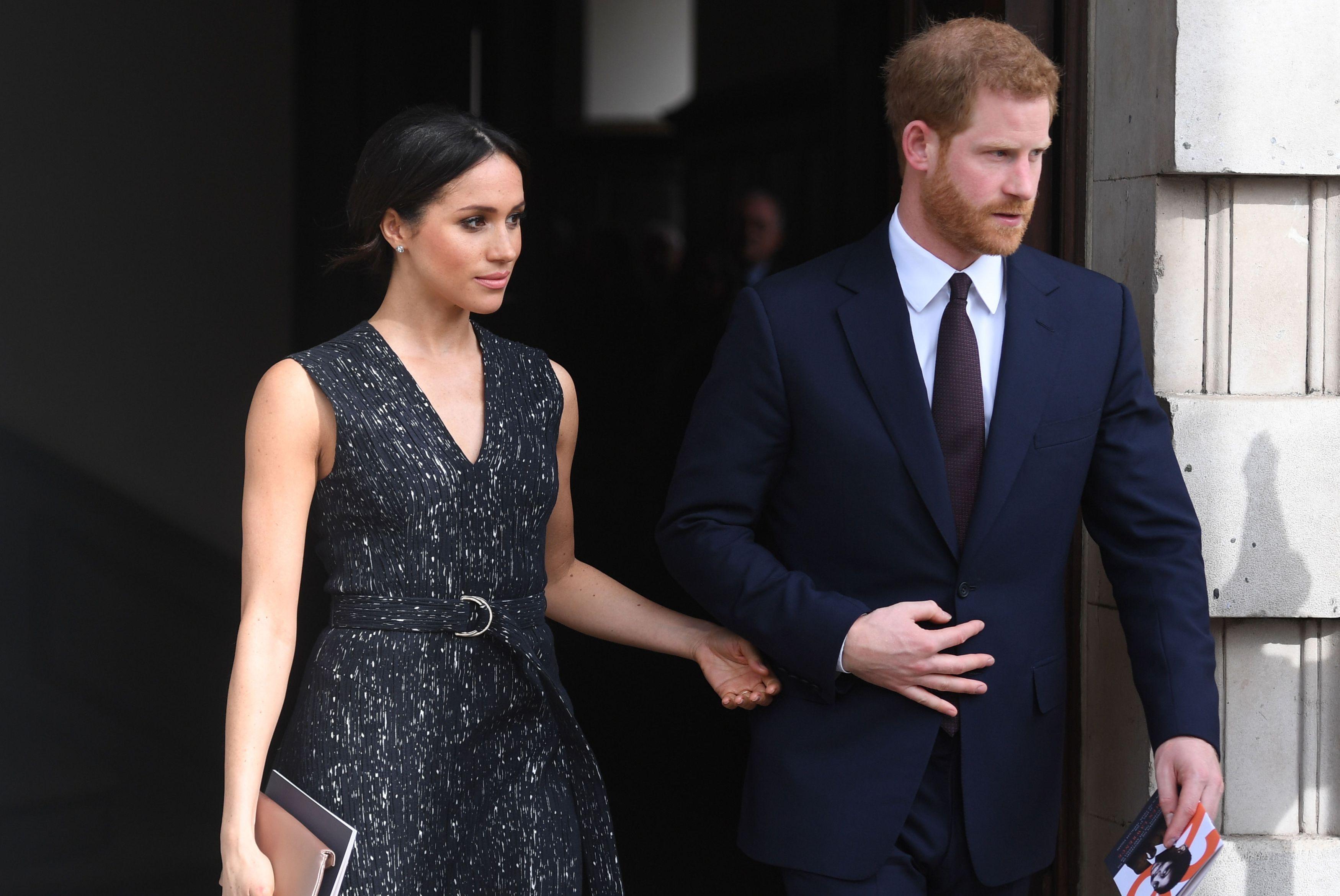 梅根馬克爾,爸爸,假照,哈利王子,婚禮,英國皇室,皇室婚禮