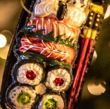 kersthangers culinaire kerstballen food eten