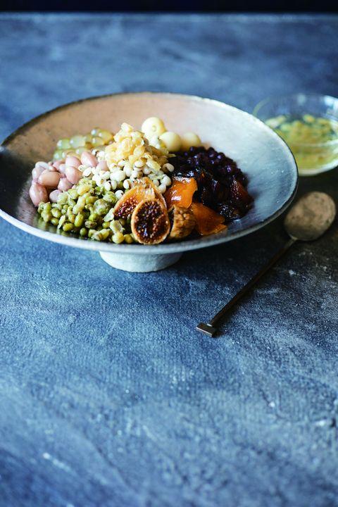 Dish, Food, Cuisine, Ingredient, Cruciferous vegetables, Couscous, Produce, Recipe, Pilaf, Stuffing,