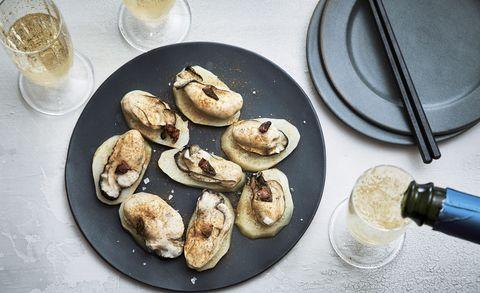 牡蠣、時短、レシピ、おつまみ、おしゃれ