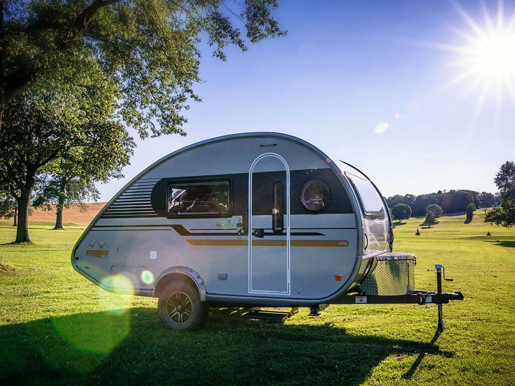 The Nucamp RV TAB 400 Teardrop Camper Is Just What Your Next Adventure Needs