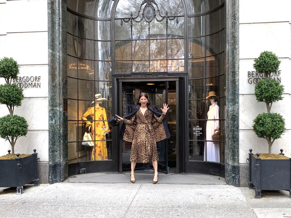 Tabitha Simmons Celebrates 10 Years With a New Collection for Bergdorf Goodman