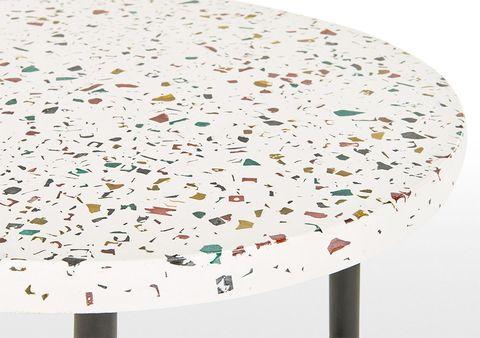 Made.com terrazzo table