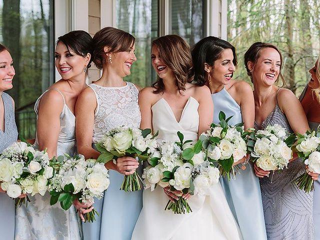 Bride, Photograph, Flower Arranging, Dress, Gown, Bouquet, Floral design, Ceremony, Floristry, Flower,