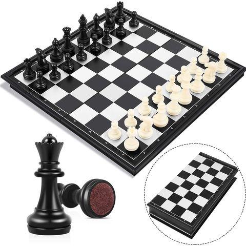 tablero de ajedrez magnético