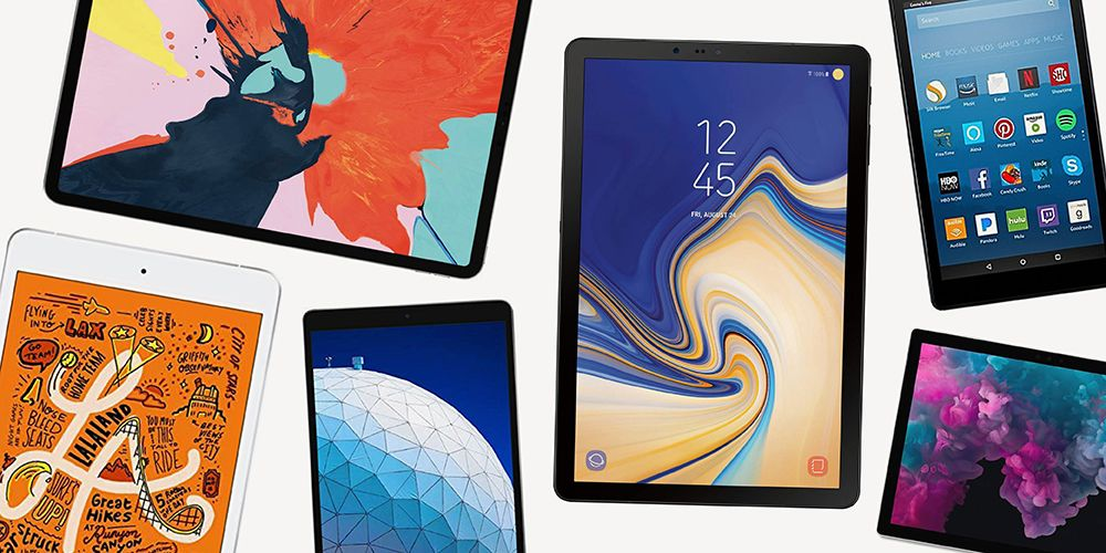 Best Tablet Reviews | The Best Tablets You Can Buy in 2019