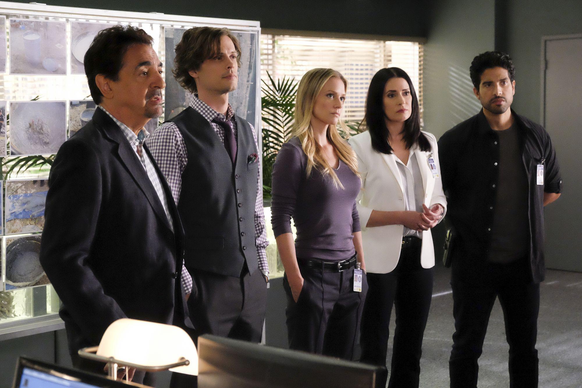 Criminal Minds' Cast from Season 1 to Season 14