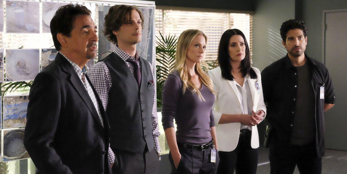Criminal Minds Cast From Season 1 To Season 14