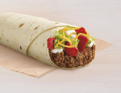 Taco Bell Has 1 Grande Burritos That Are Packed With Flavor
